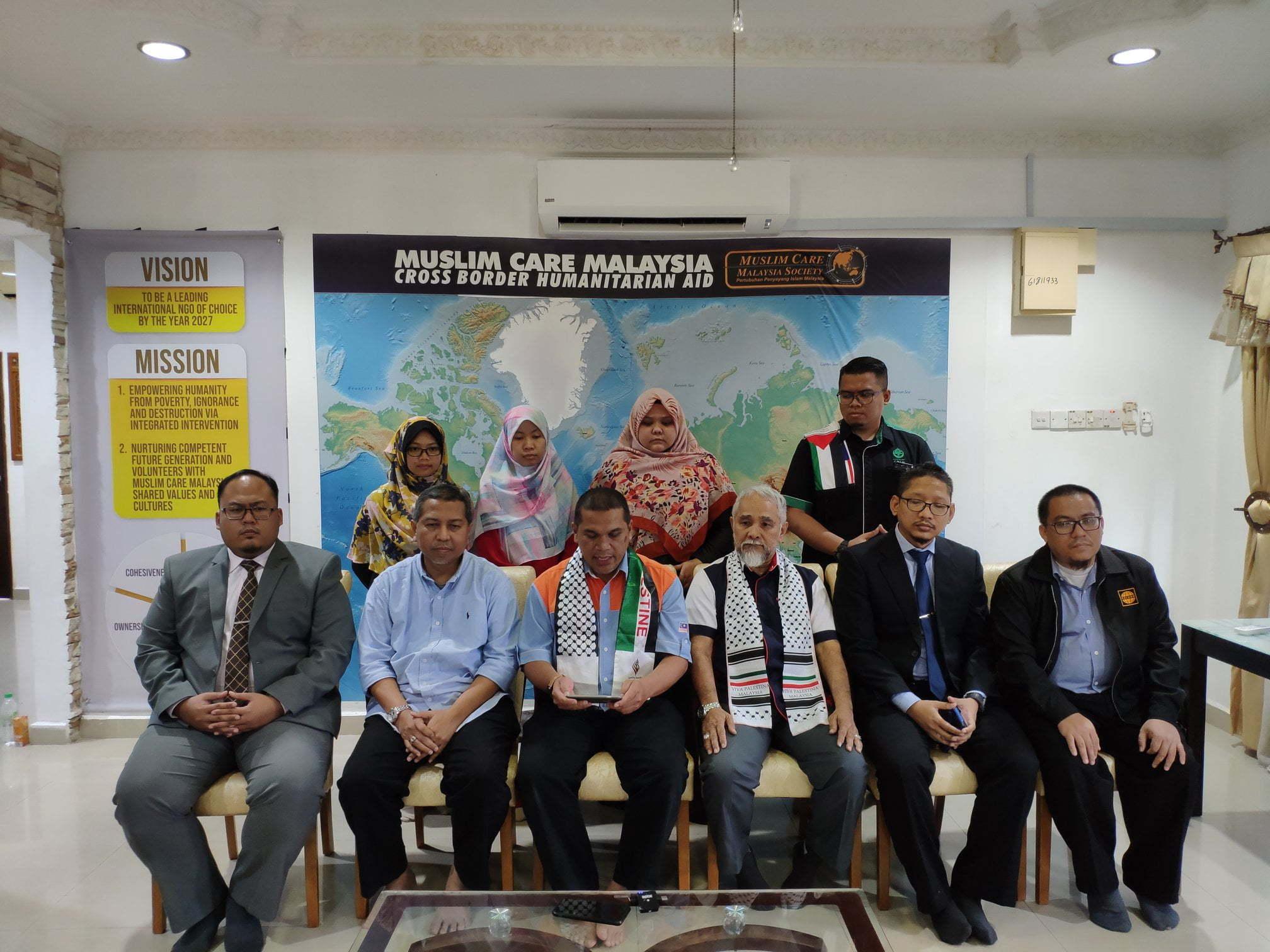 Kenyataan Bersama NGO Malaysia Menolak Tuduhan Duta Besar Palestin