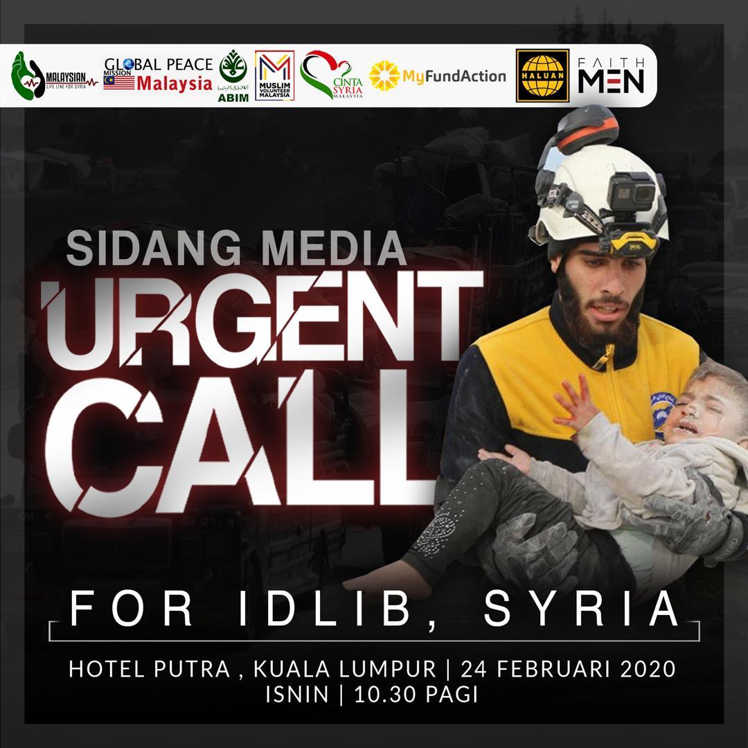 NGO Kemanusiaan Malaysia Zahirkan Rasa Bimbang, Salur Bantuan Kecemasan Segera