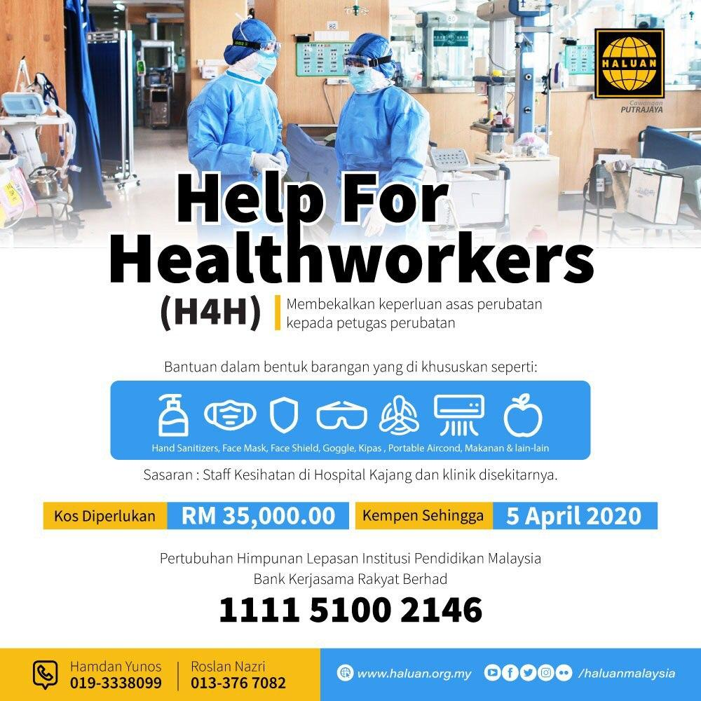 Help for Healthworkers (H4H)