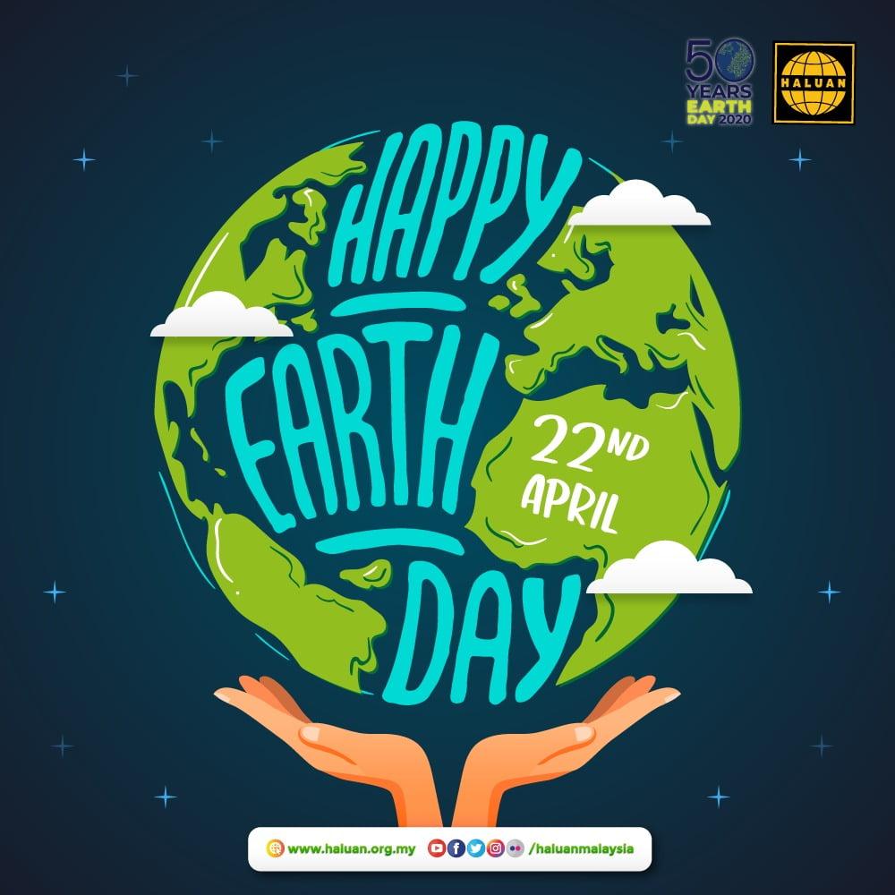 Selamat Menyambut Hari Bumi 2020