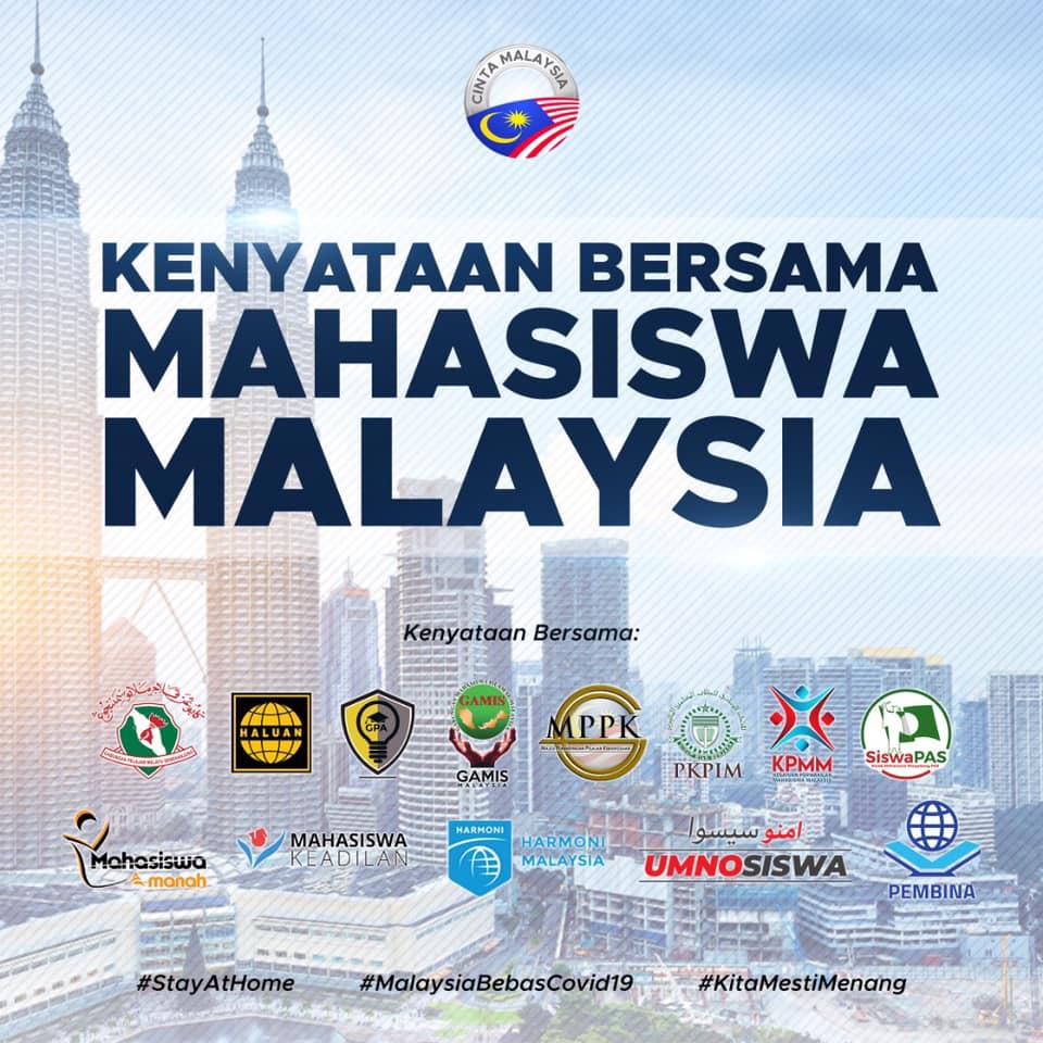 KENYATAAN BERSAMA MAHASISWA MALAYSIA