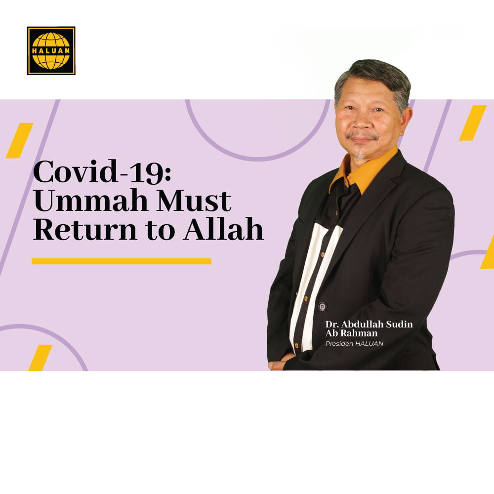 Covid-19: Ummah Must Return to Allah