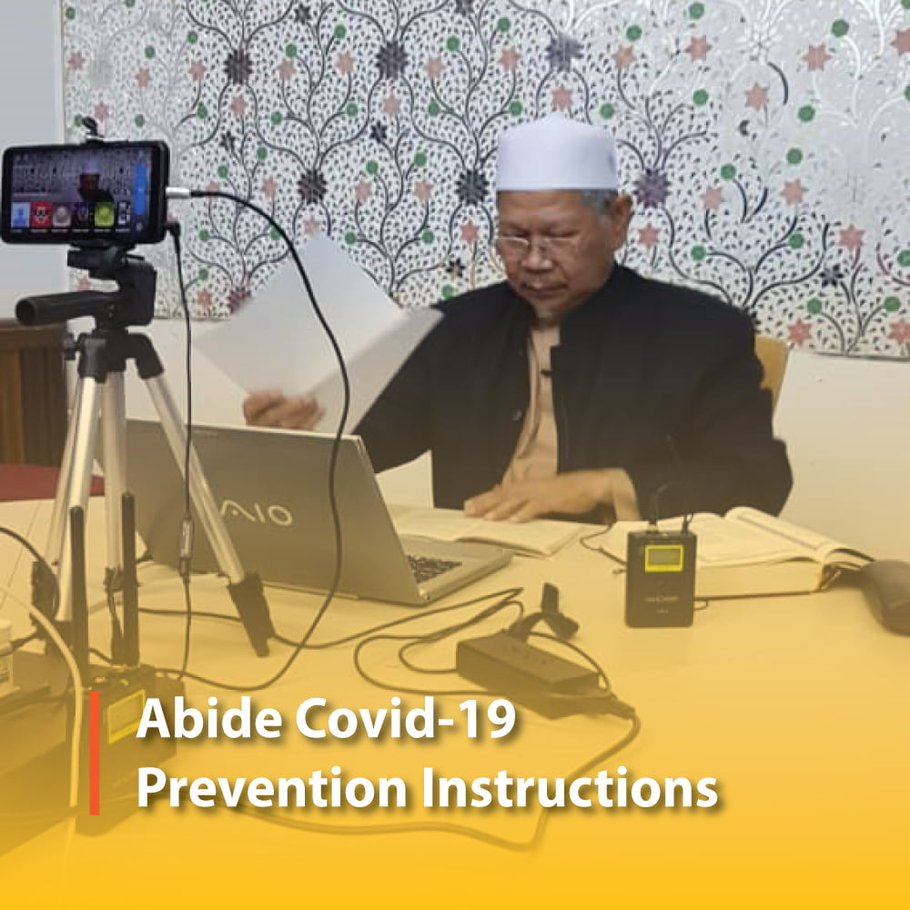 Abide Covid-19 Prevention Instructions
