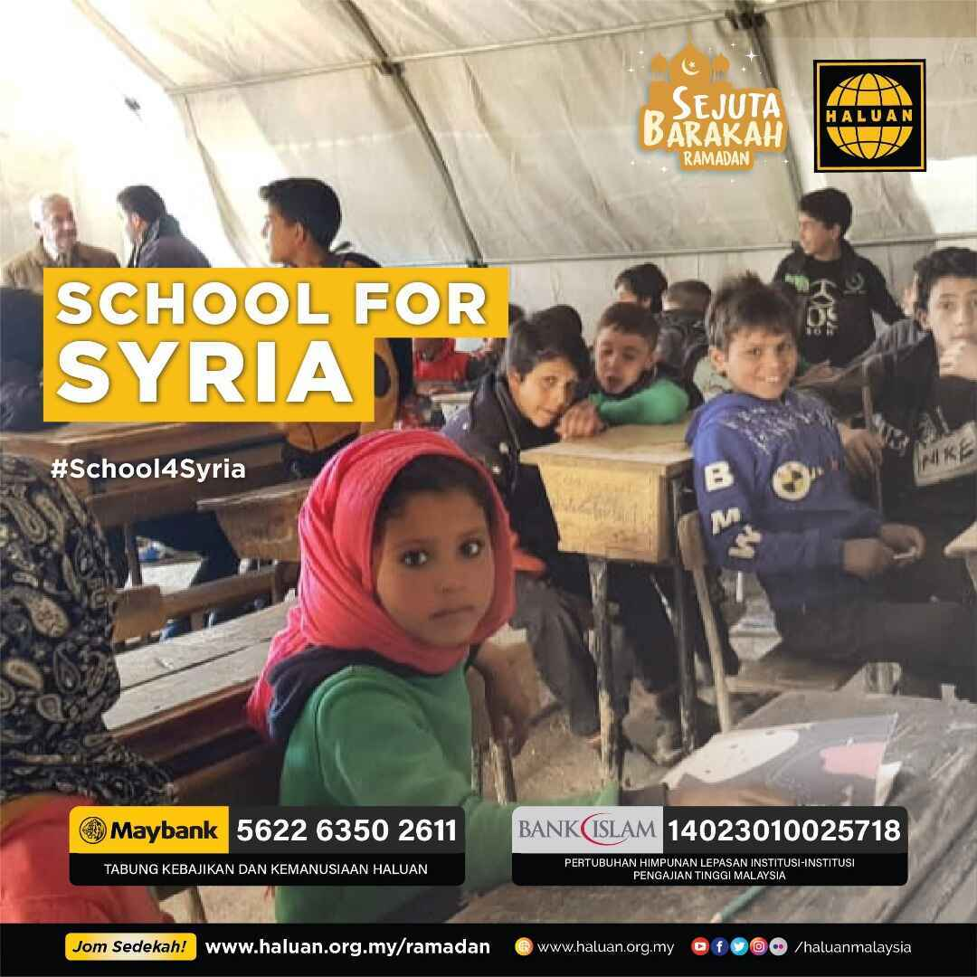 School For Syria