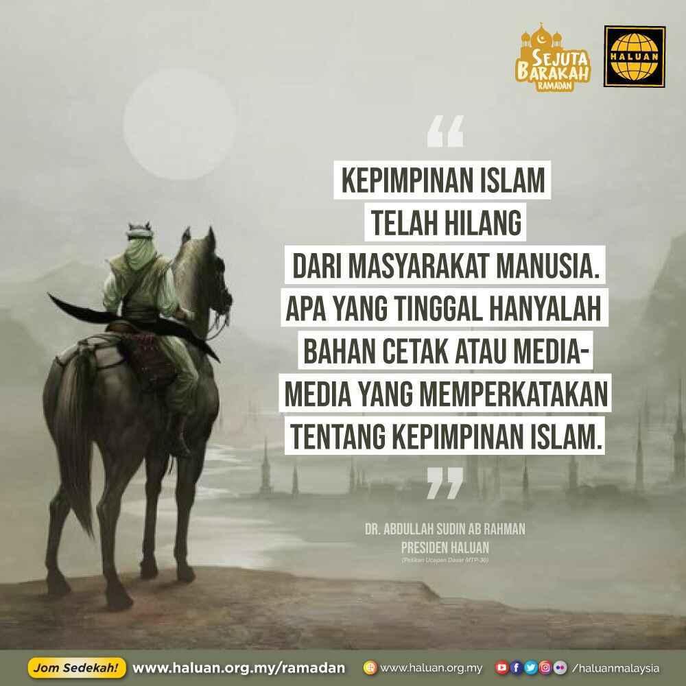 Kepimpinan Islam Yang Hilang