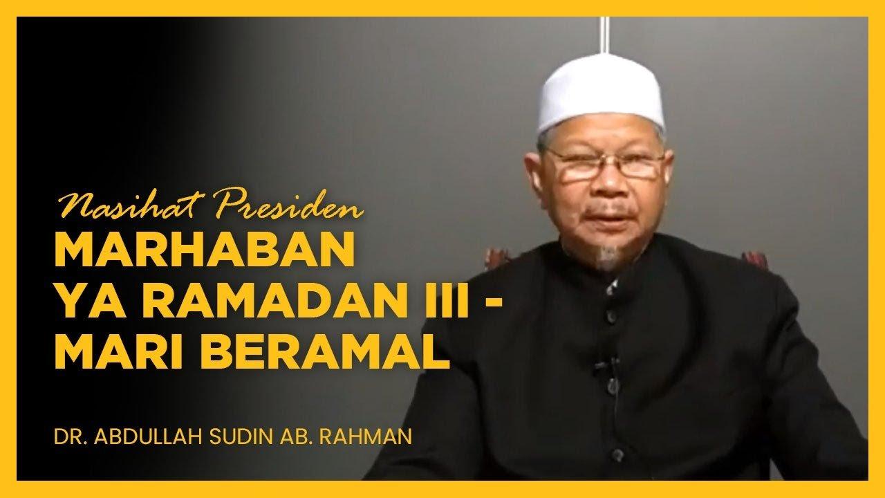 Raih Kualiti Takwa Sempena Singgahnya Ramadan