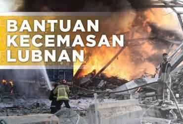 Rayuan Bantuan Kecemasan Untuk Lubnan