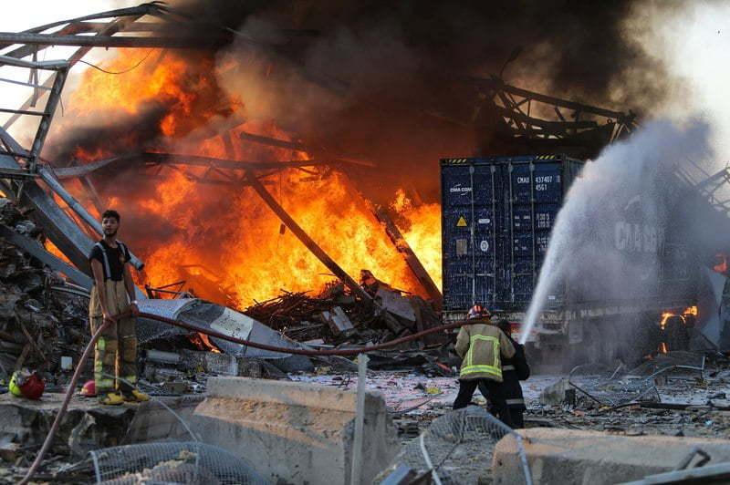 Lubnan Perlu Lebih US$ 8.2 Juta Untuk Krisis Kemanusiaan