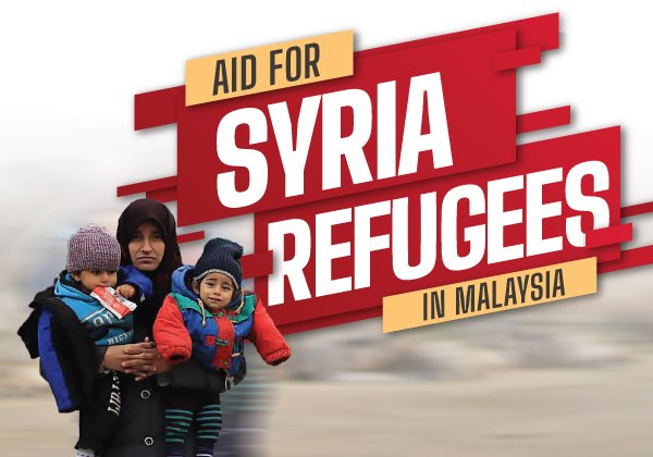 Aid For Syria Refugees (In Malaysia)