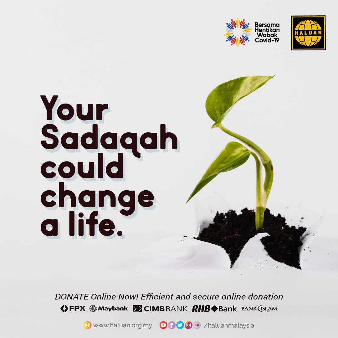 Your Sadaqah Could Change A Life