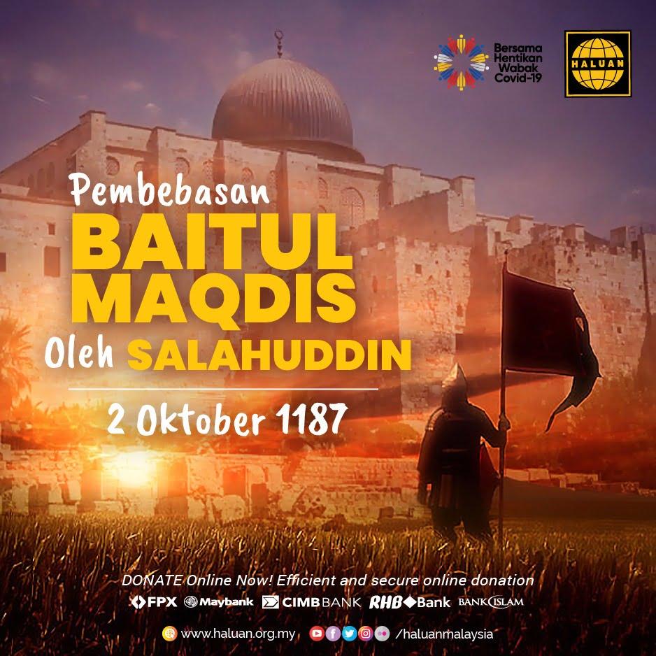 Pembebasan Baitul Maqdis Oleh Salahuddin