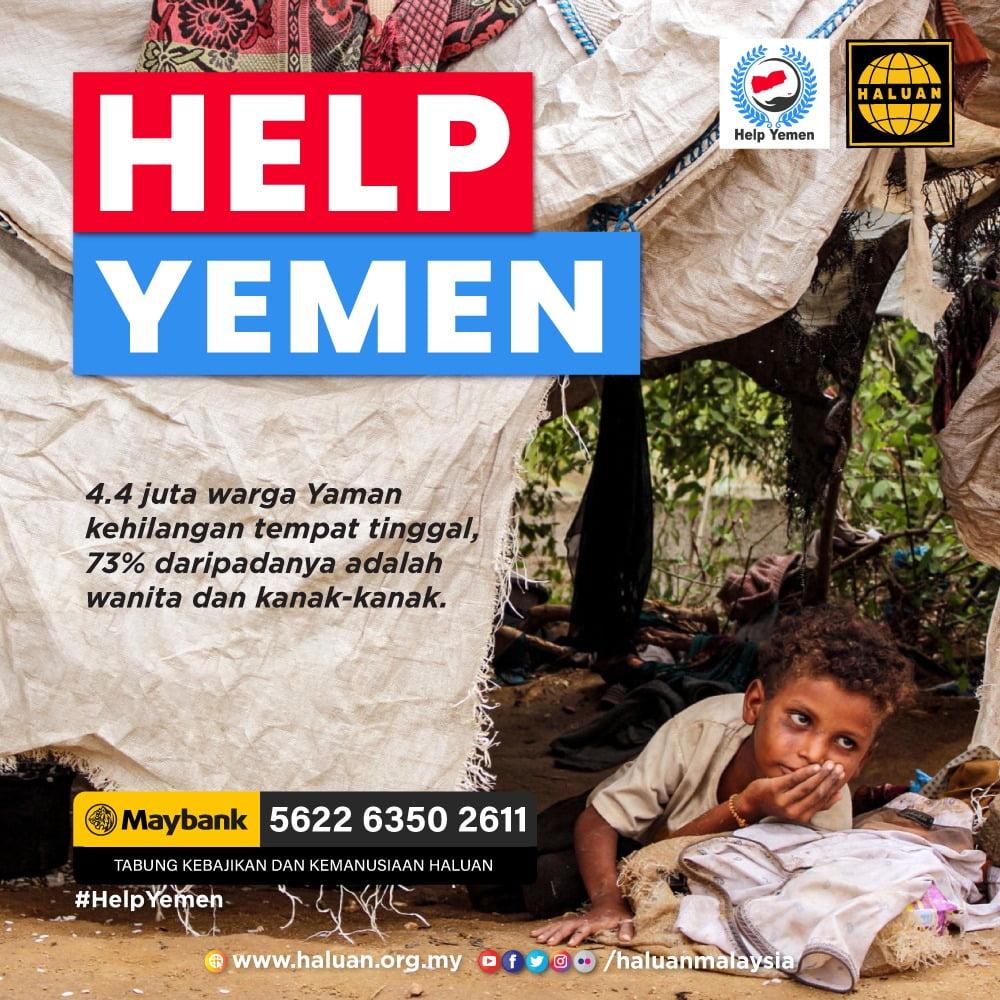 HELP YEMEN