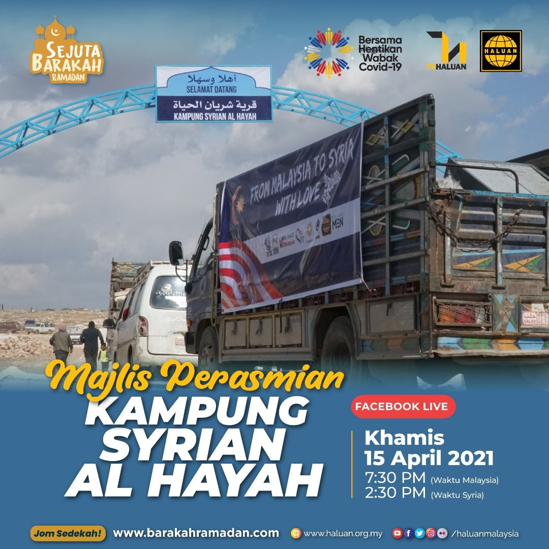 KAMPUNG MALAYSIA DI BUMI AL-BAB