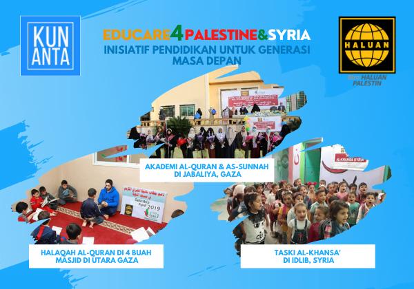 Educare For Palestine & Syria