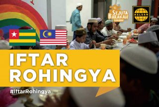 Iftar Rohingya