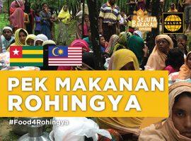 Pek Makanan Rohingya