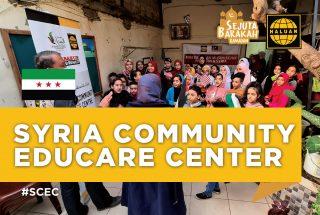 Projek Pusat Pendidikan Komuniti Syria