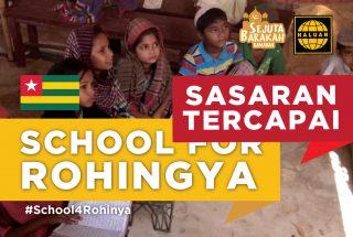 School For Rohingya