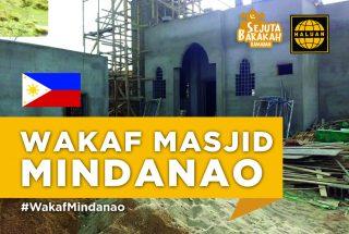 Wakaf Masjid Mindanao
